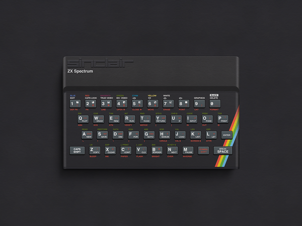 Image of The ZX Spectrum