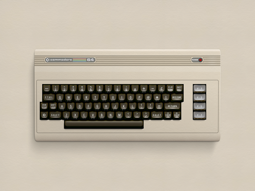 Image of The Commodore 64