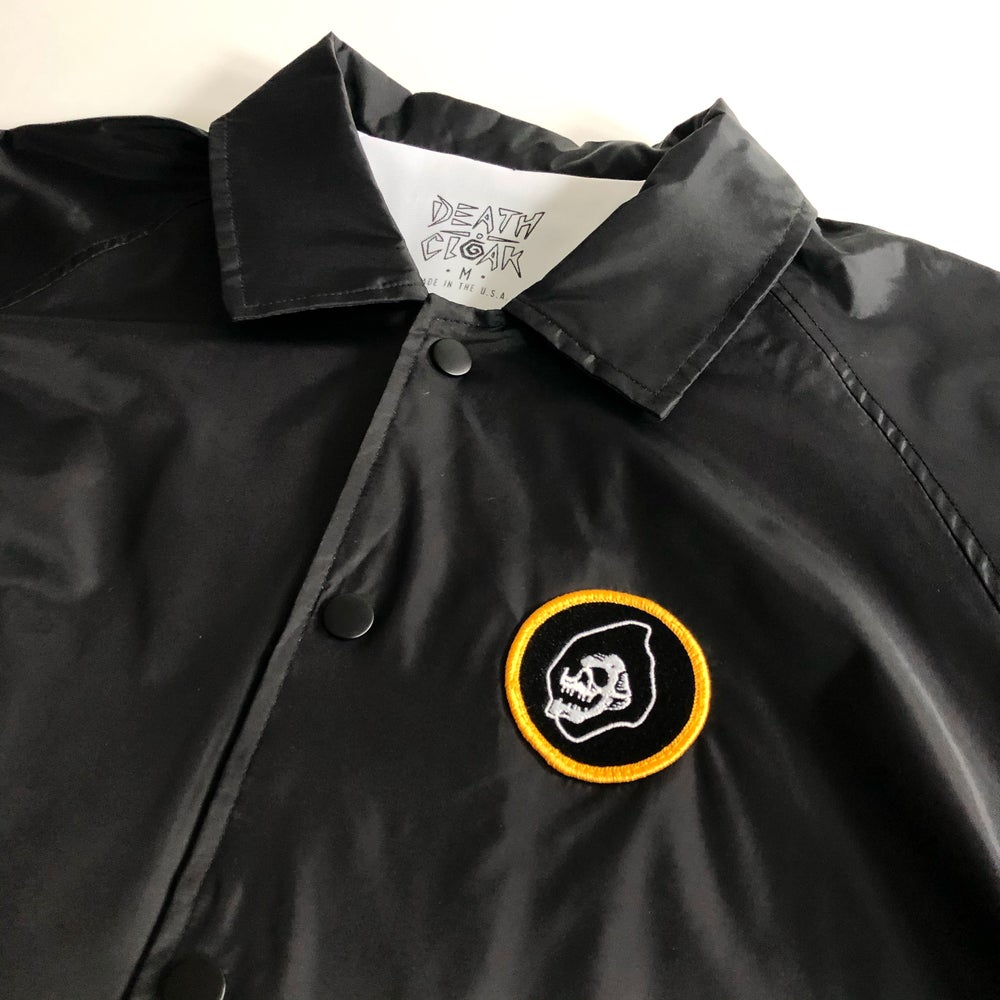 Image of TAKE IT EASY COACHES JACKET