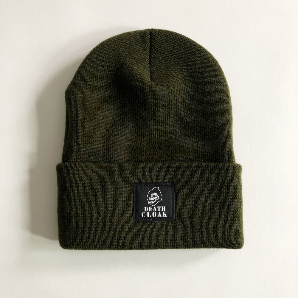 Image of REAPER PATCH BEANIE
