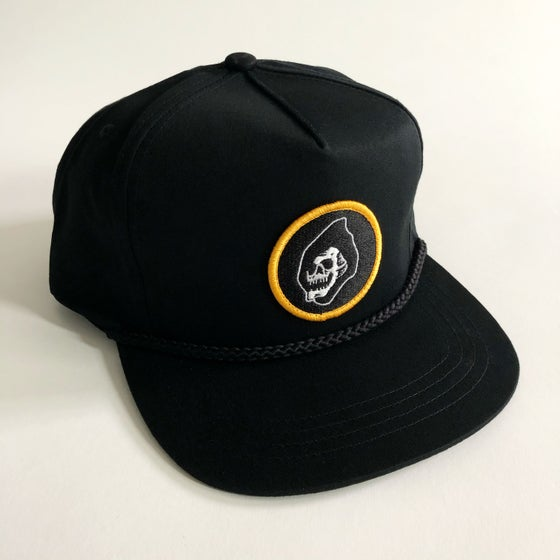 Image of REAPER 5 PANEL | BLACK