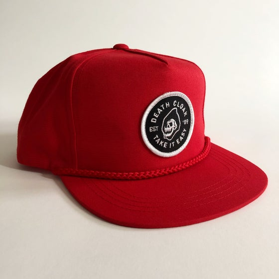 Image of REAPER 5 PANEL | RED