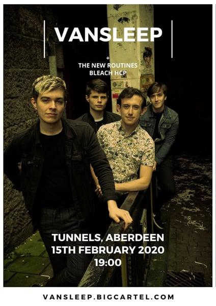 Image of Headline @ Tunnels 15th February 2020