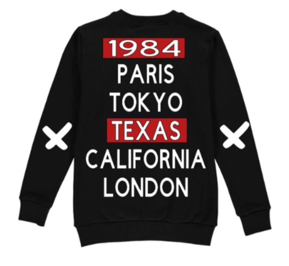 Image of Urban Luxury World Wide Sweater