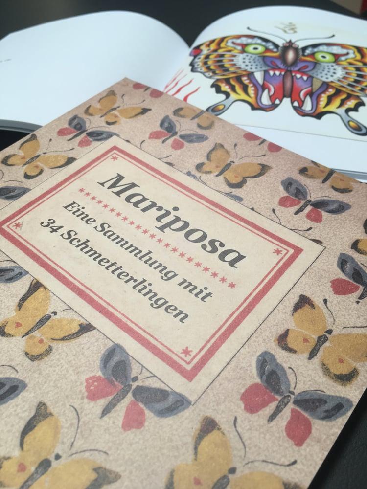 "Image of Buch ""Mariposa"""