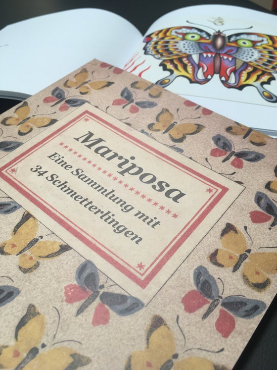 "Image of Buch ""Mariposa"""