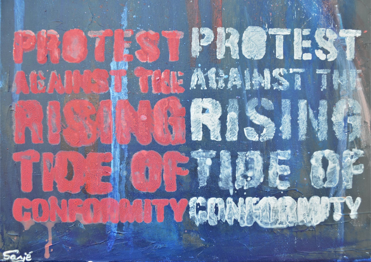 Image of Protest/Conform