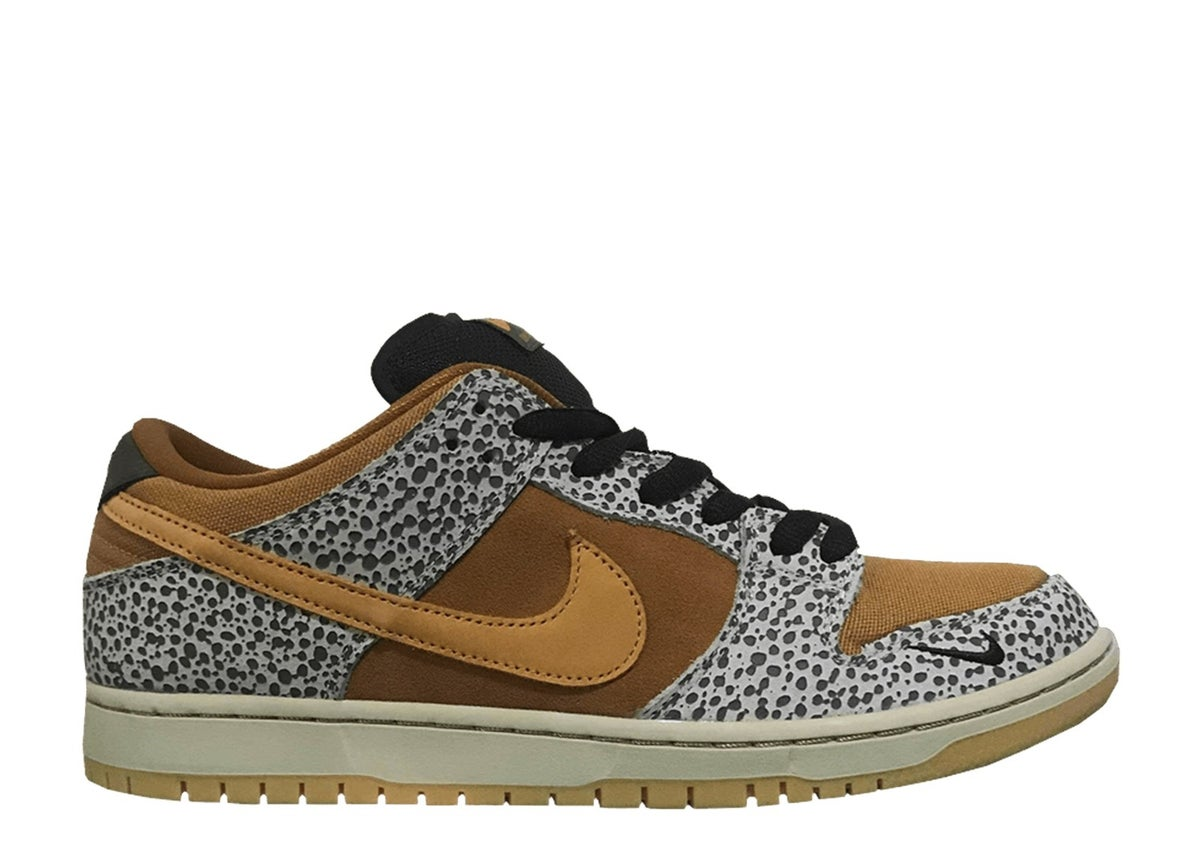 Image of Nike sb Dunk low x Atmos safari