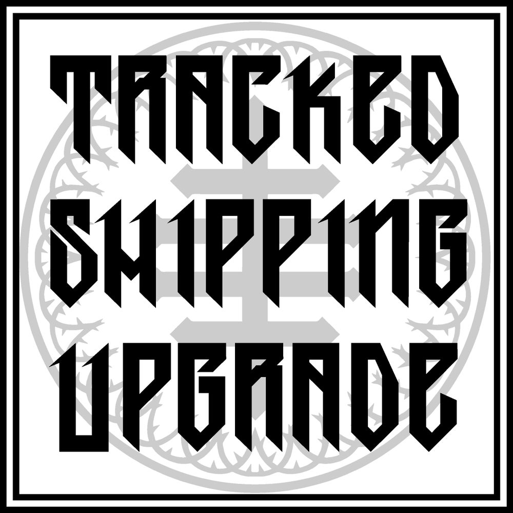 Image of TRACKED SHIPPING UPGRADE