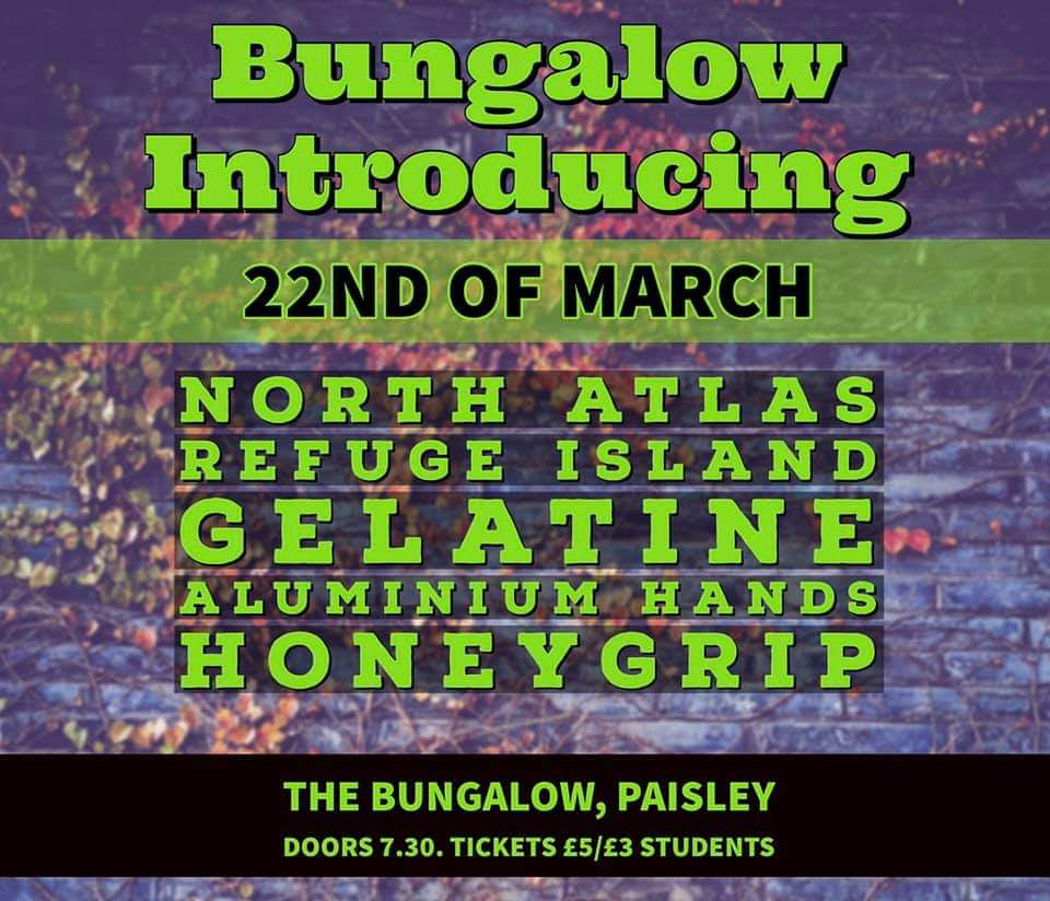 Image of The Bungalow Tickets - 22nd March