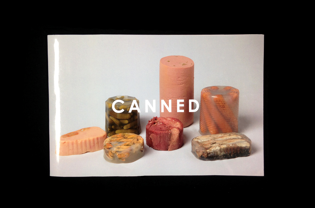 Image of Canned (Book)