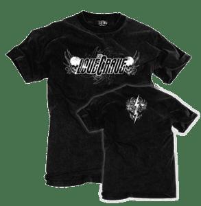 Image of Skull Black T-Shirt - Classic or Skinny fit