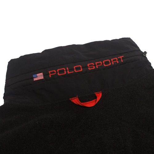 Image of Polo Sport Ralph Lauren Vintage Fleece Polartec Size XL