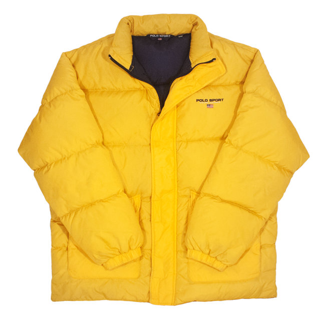 Image of Polo Sport Ralph Lauren Vintage Puffer Jacket Size XL