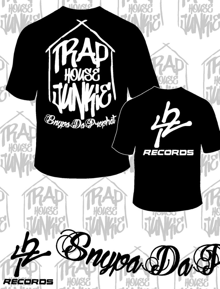 "Image of Trap House Junkie / 42 Records T-Shirt ""Gram"" *PRE ORDER*"