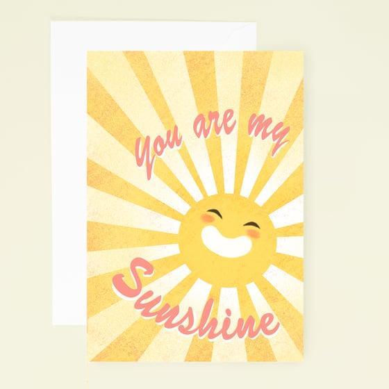 Image of Sunshine Card