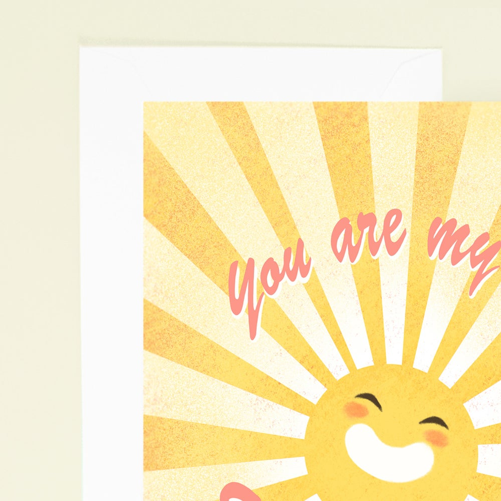 Image of Sunshine Card