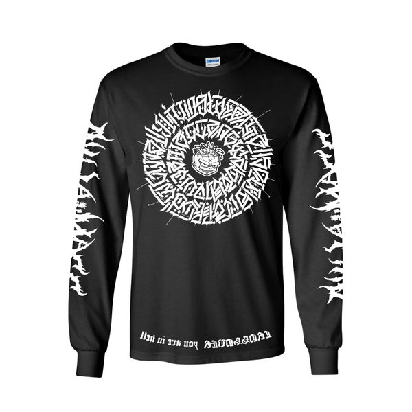 Image of The Secret Glyph of Wasteland - Longsleeve