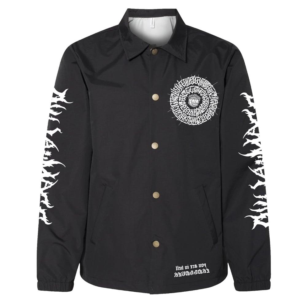 Image of The Secret Glyph of Wasteland  -  Coaches jacket