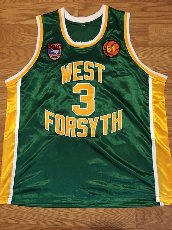 Image of Chris Paul West Forsyth HS (Grandfather tribute)