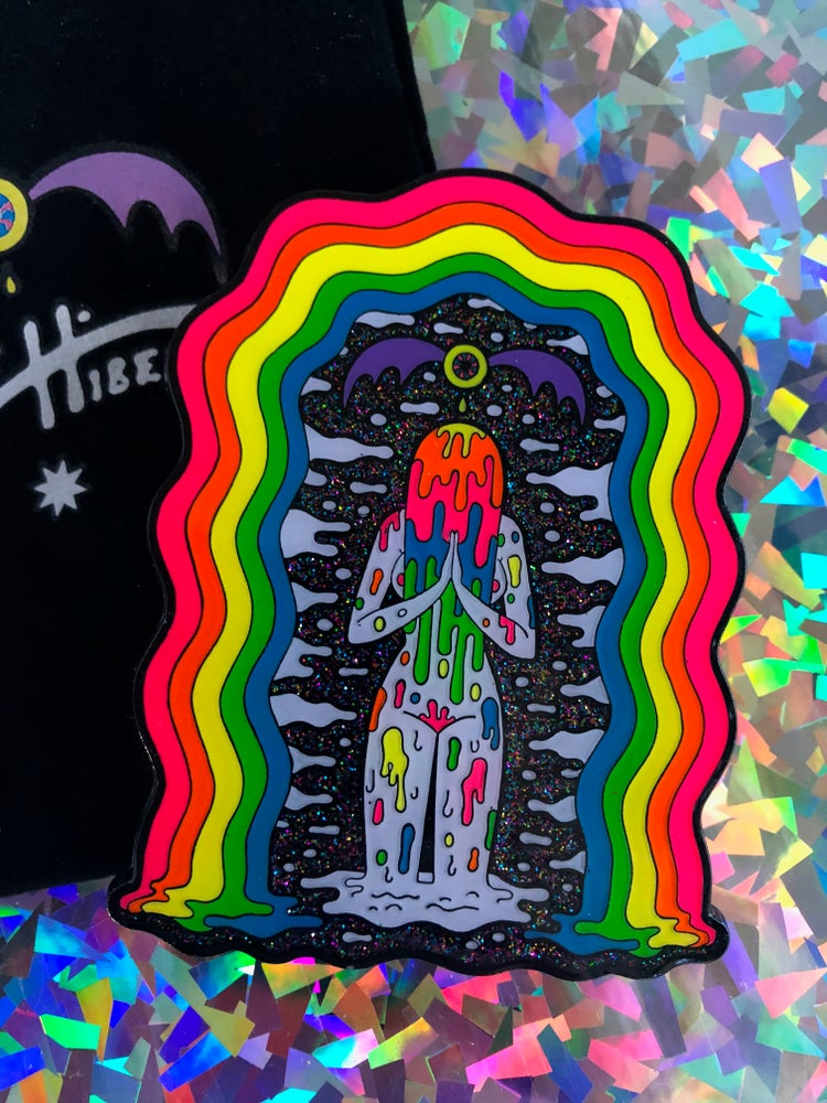 Image of Oliver  Hibert's Safe in Your Rainbow of Doom