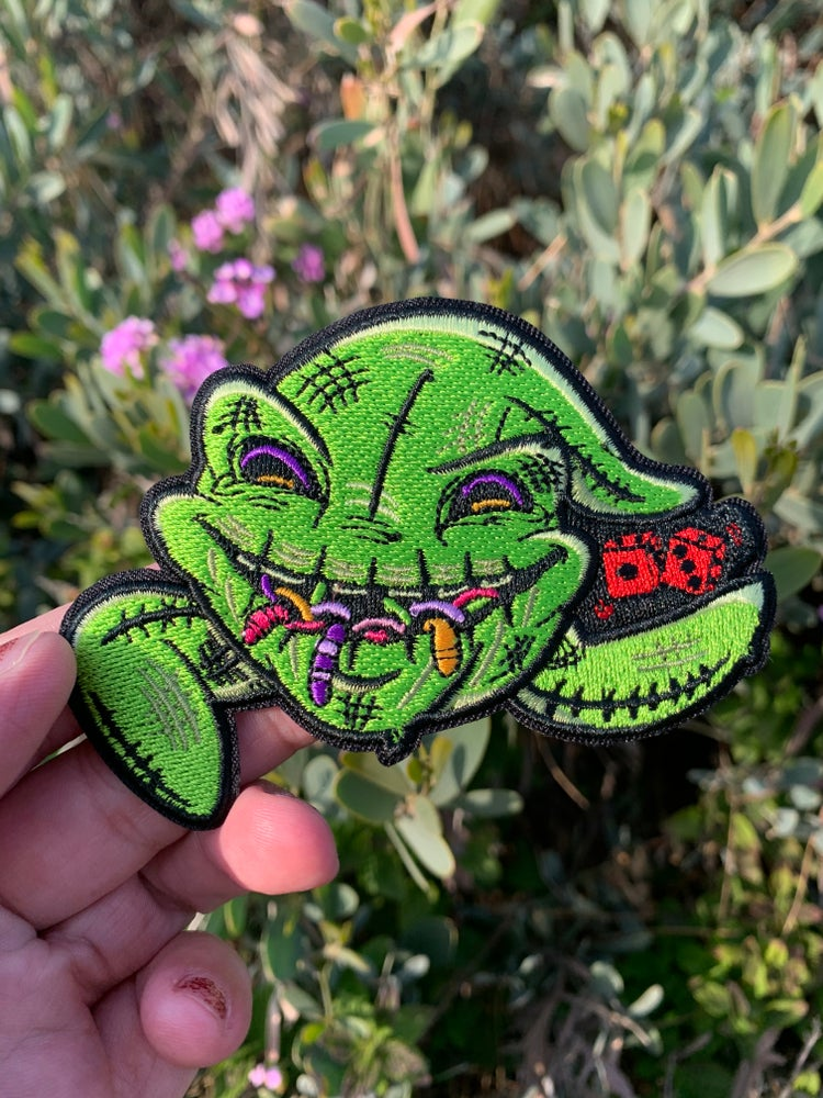 """Image of Gizmo and Oogie 4"""" PATCHES SALE!"""