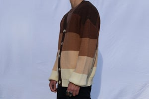 Image of Gradient Cardigan