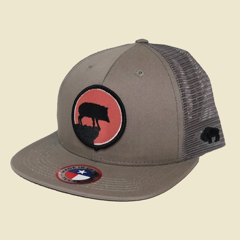 Image of Javelina Cap - Gray