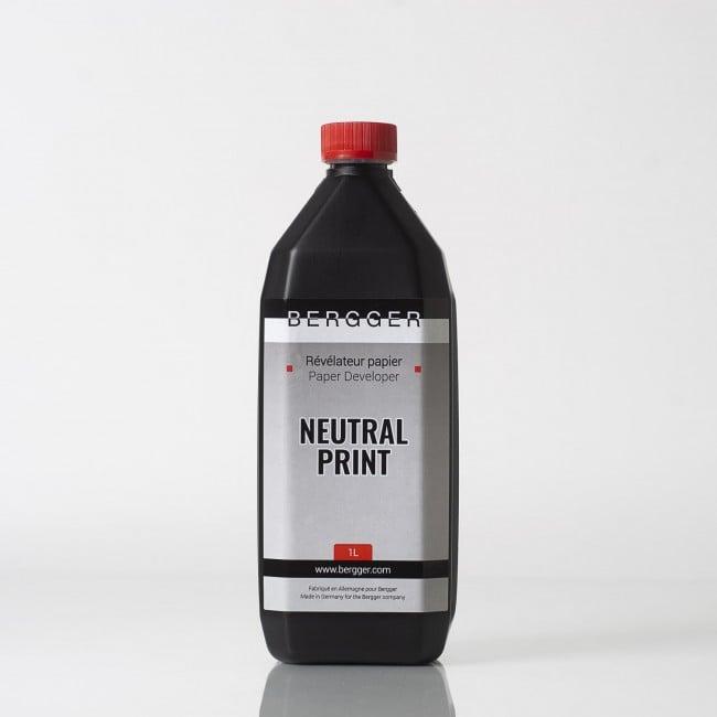 Image of BERGGER NEUTRAL PRINT BW paper developer (1L Liquid)