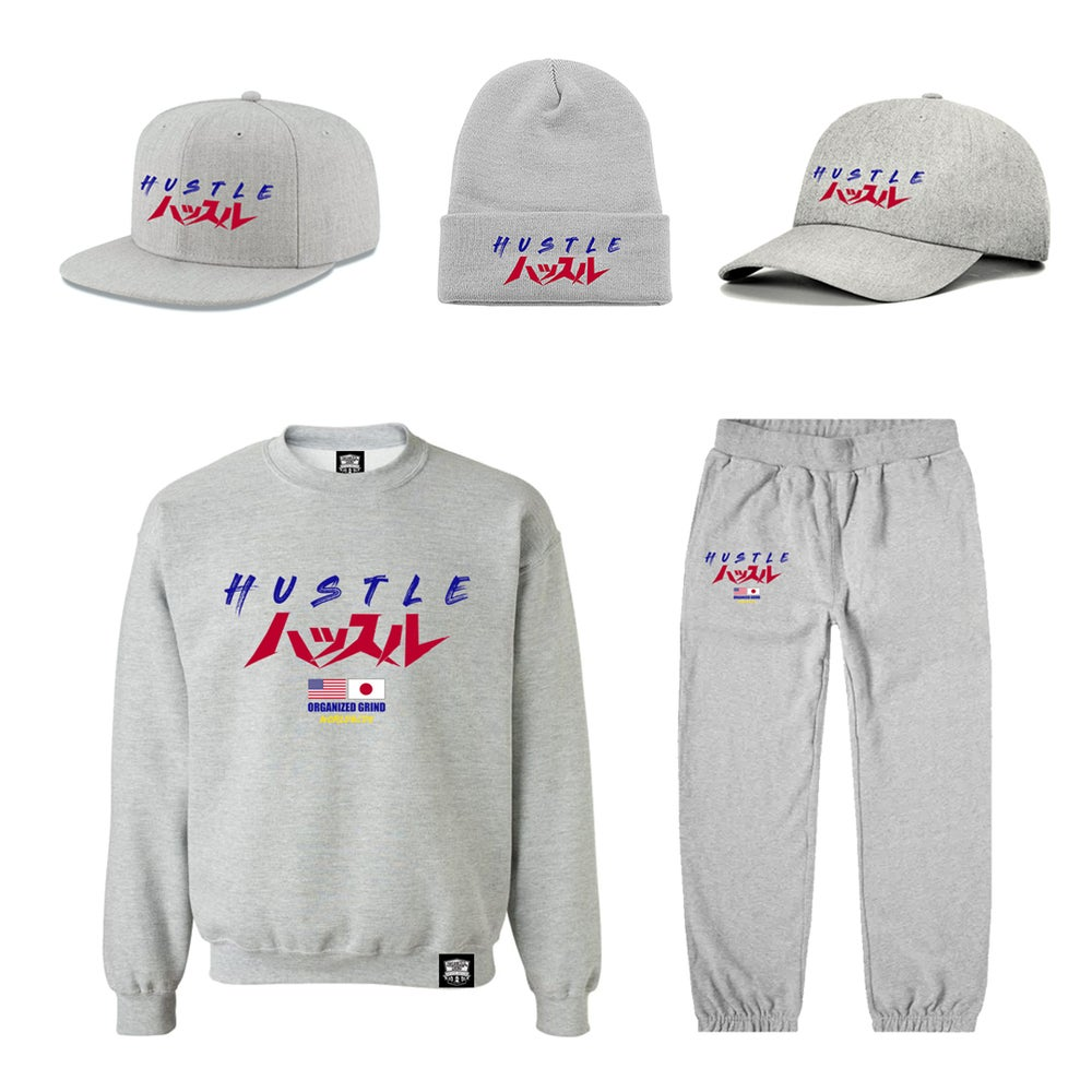 Image of NEW - Hustle Olympics Gear