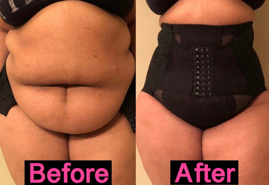 Image of Bonnie BLACK high waisted sculpting shaper