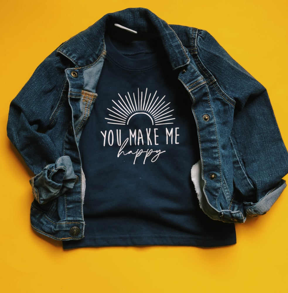 Image of You Are My Sunshine Tee
