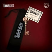 Image of Locke & Key: SIGNED Limited Edition Gender Key!