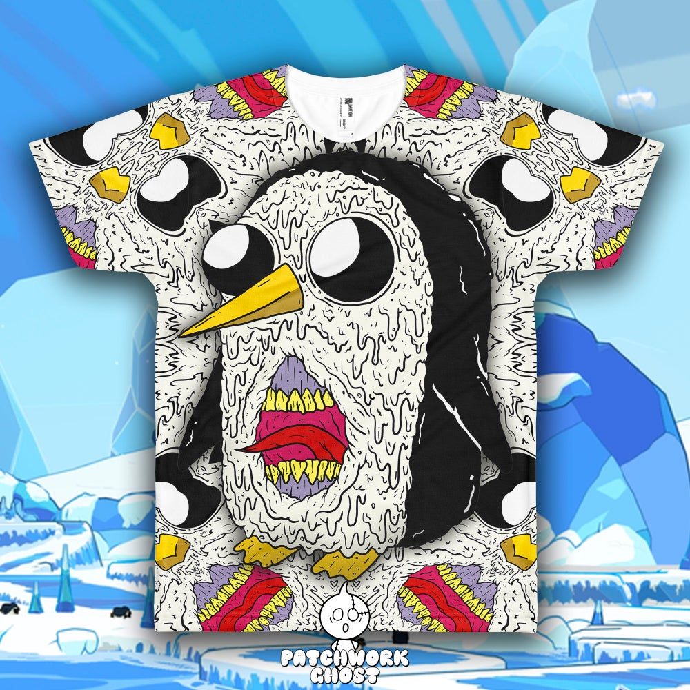 Image of Gunther All Over Print Shirt