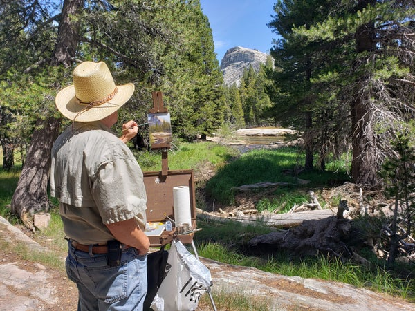 Image of 2020 3 Day Painting Workshop in Bishop Ca. ( dates to be announced)