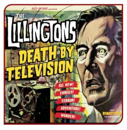 Image of Lillingtons - Death by Television LP