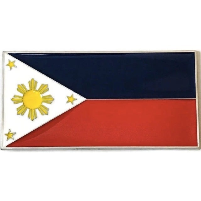 Image of Filipino Flag Emblem/ Icon