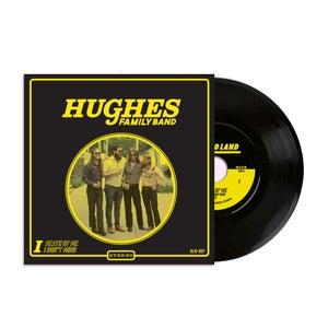 Image of Hughes Family Band- Death of Me 7""