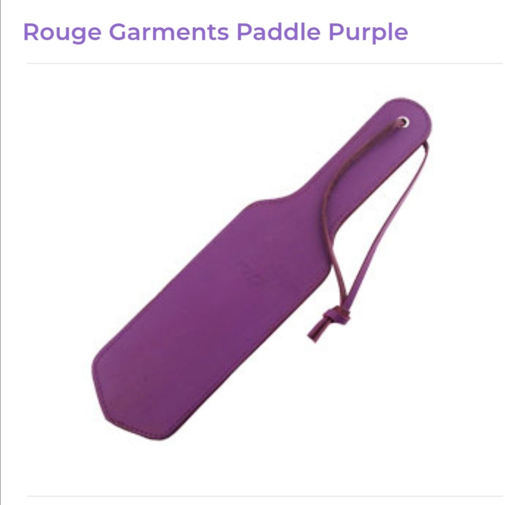 Image of Rouge Garments Paddles