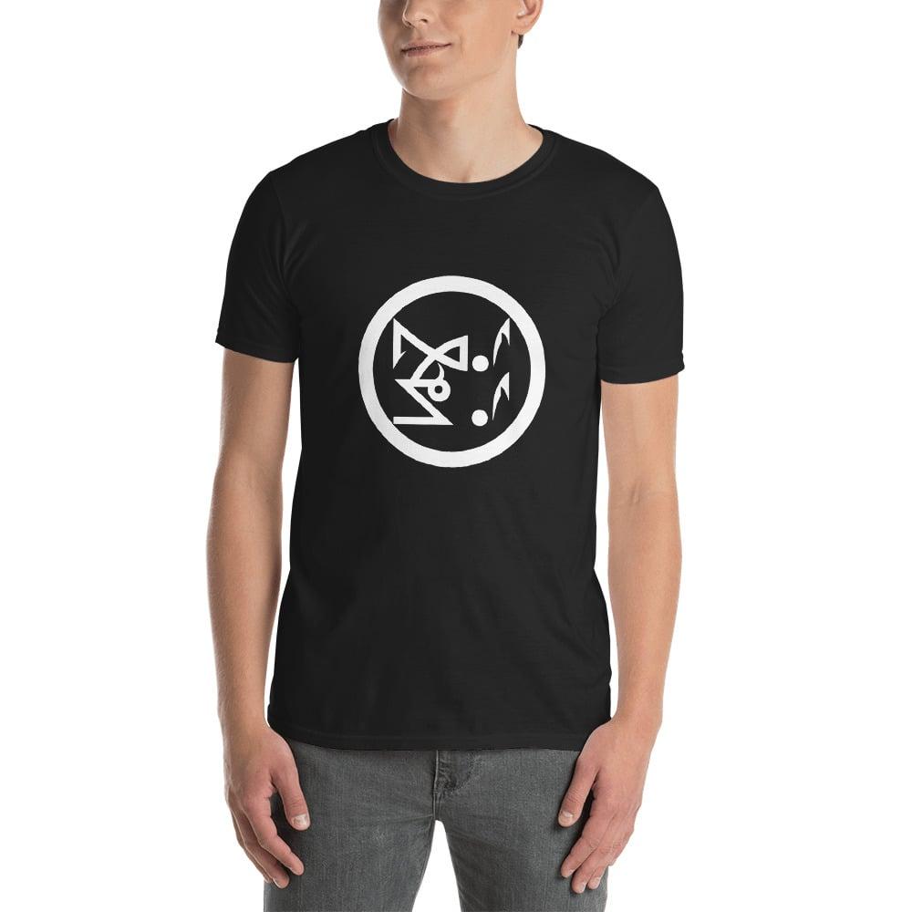 Image of Black Legion Circle's Seal Short-Sleeve Unisex T-Shirt
