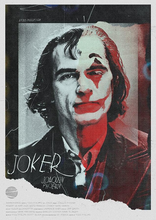 Image of Joker AP Print
