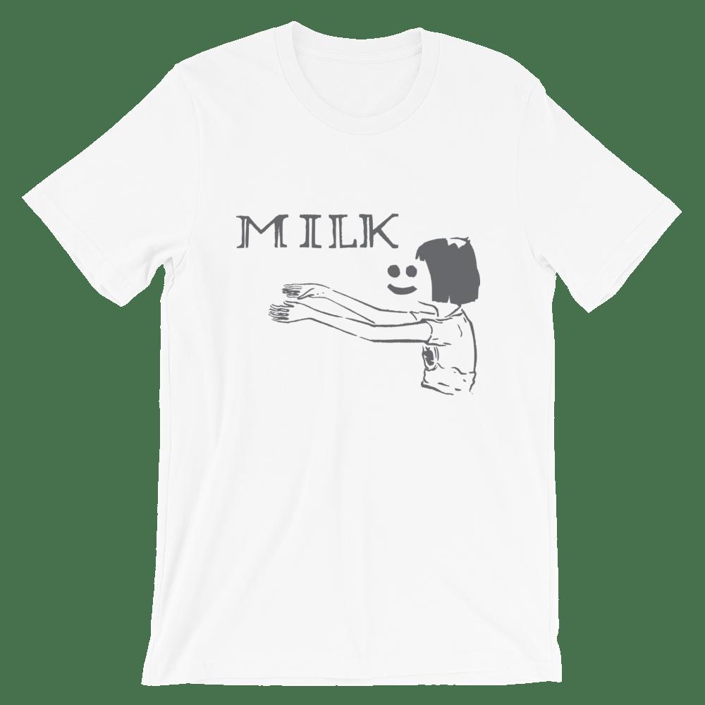 Image of Milk Zombie - Unisex T-Shirt