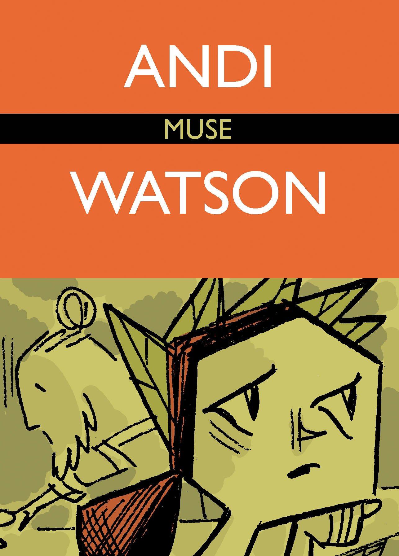 Image of Muse mini comic