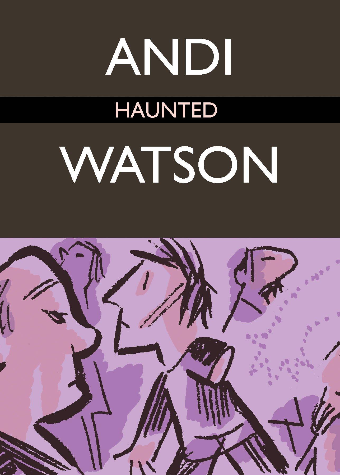 Image of Haunted mini comic