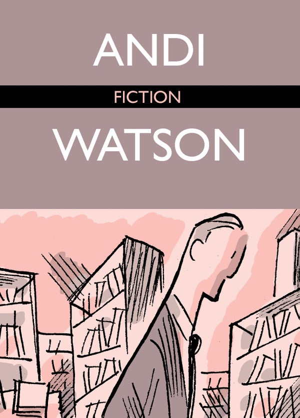 Image of Fiction mini comic