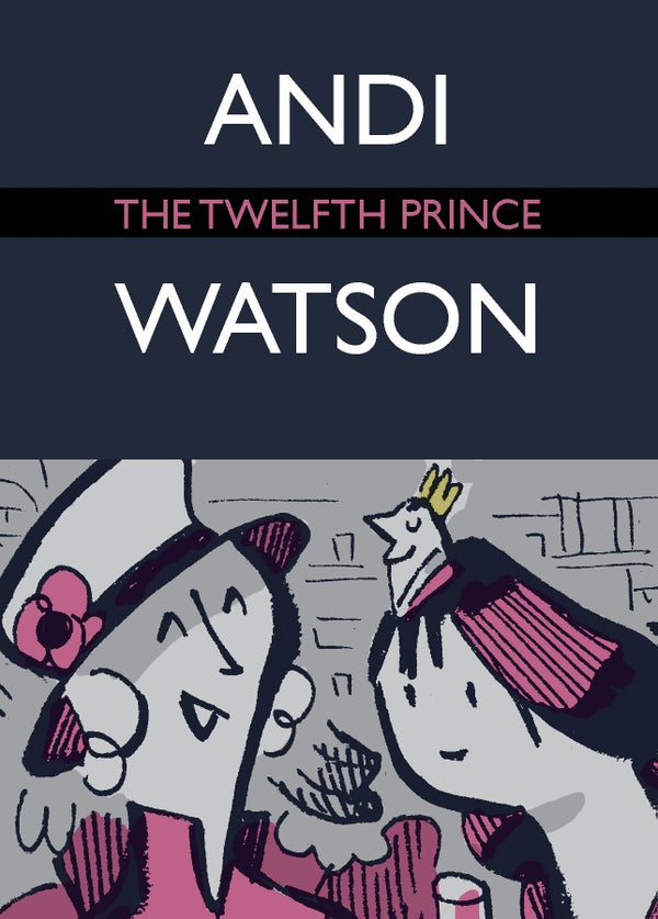 Image of The Twelfth Prince mini comic