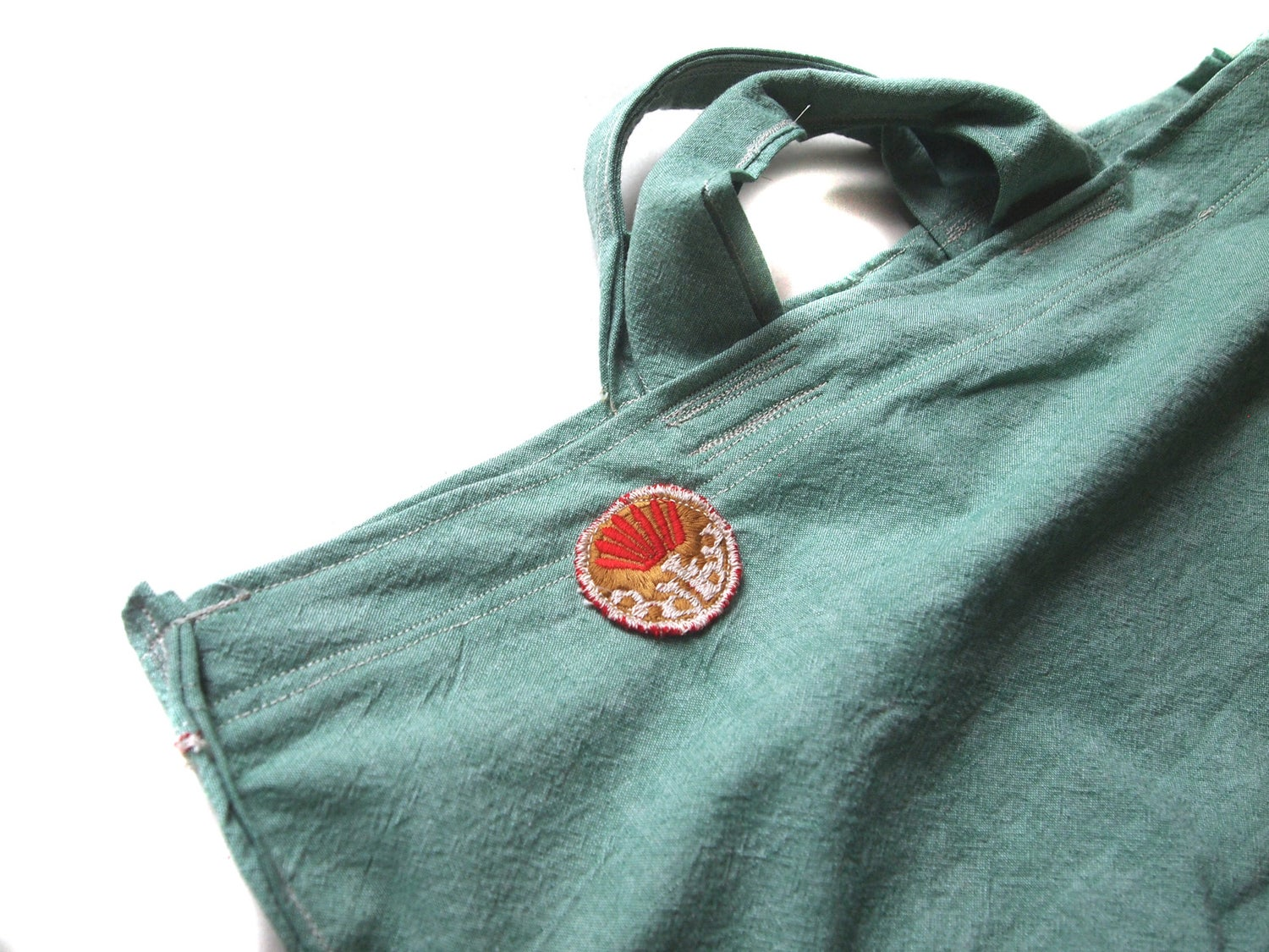 Image of Green Grocery Tote