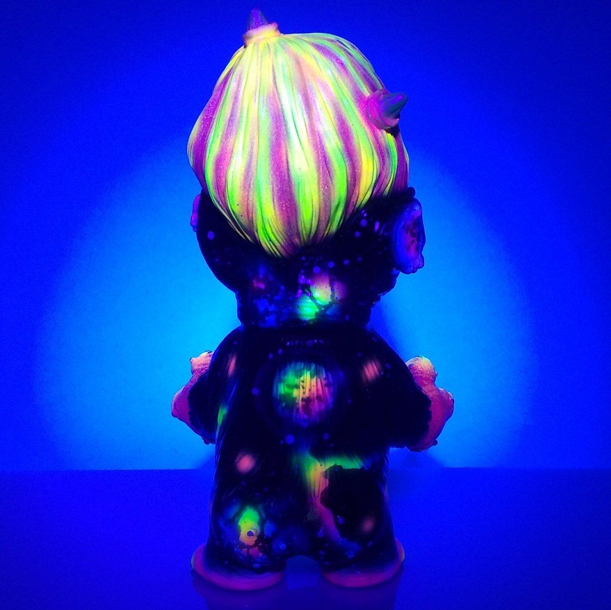 Image of ZKT Custom Neon GLX Rowlii