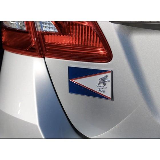 Image of American Samoa Flag Emblem/ Icon
