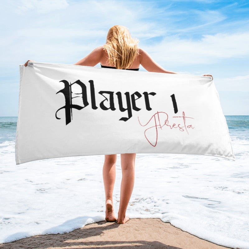 Image of Player 1 Towel